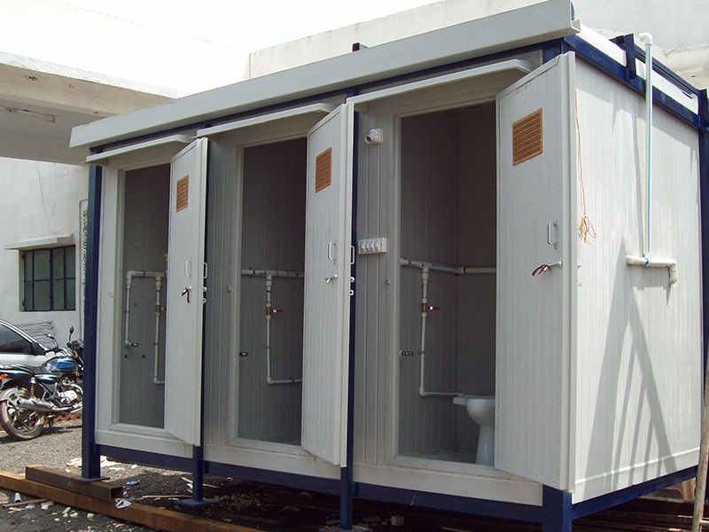 toilet blocks, ready made toilet blocks