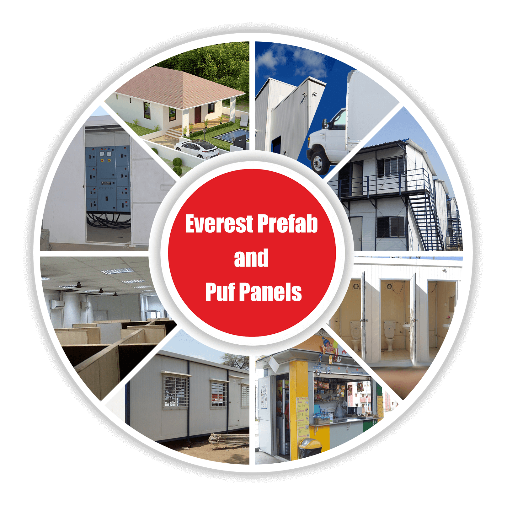 Everest Prefab and PUF Insulated Panel Manufacturers | Semi