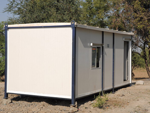 Portable Office, Security cabin, Guard cabin